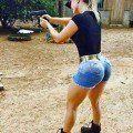Policial brasileira amadora caiu na net pelada