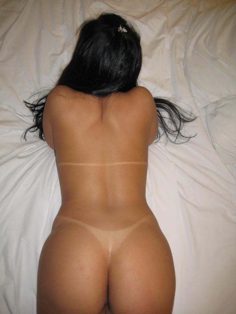 Moreninha do rabo perfeito ass perfect brunette 36 - 4 7