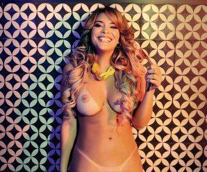 Revista Sexy Abril 2016 Geisy Arruda pelada