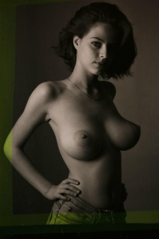 Худая с большой грудью фото — pic 6