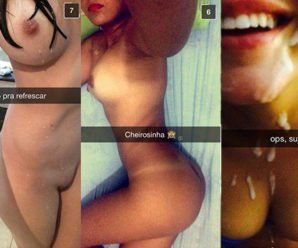 15 Snap nudes de mulheres gostosas